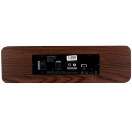 Microlab Stereo speaker MD336 Speaker type Stereo, USB, Bluetooth version 4.0, Wooden, 11 x 2 W