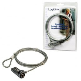 Logilink Notebook Security Lock w/ Combination 1.5 m