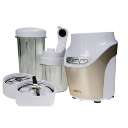 Camry Blender CR 4071 White/ beige, Plastic, 0.5 and 1 L,