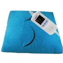 Heating pad Adler Number of heating levels 5, Number of persons 1, Washable, Remote control, Blue