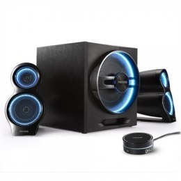 Microlab T10 Speaker type 2.1, 3.5mm/Bluetooth, Bluetooth version 4.0, Black, 56 W