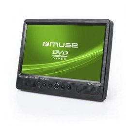 Muse DVD Portable Player M-1095CVB USB connectivity